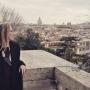 Gisella Gallenca in Rome