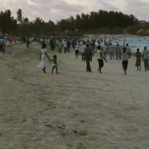 Coco beach, Dar Es Salaam (Tanzania)