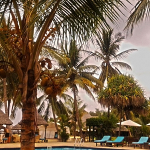 White Sands Beach Hotel in Dar Es Salaam, Tanzania