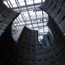 Inside Caretta Shiodome in Shinbashi, Tokyo