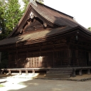 Garan temple complex in Koyasan (Japan)