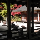 Kongobu-ji Temple in Koyasan (Japan)